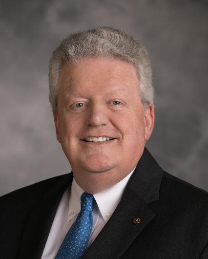 Il Presidente eletto del RI, Mark Maloney